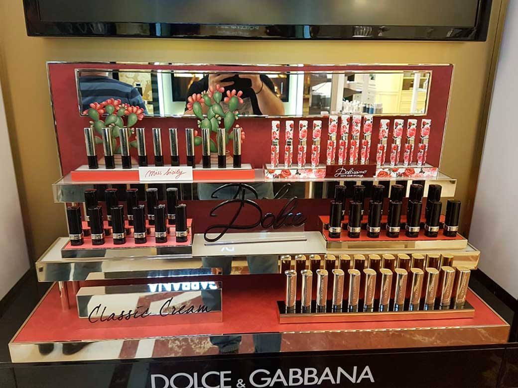 Dolce & Gabbana, ГУМ, г.Москва