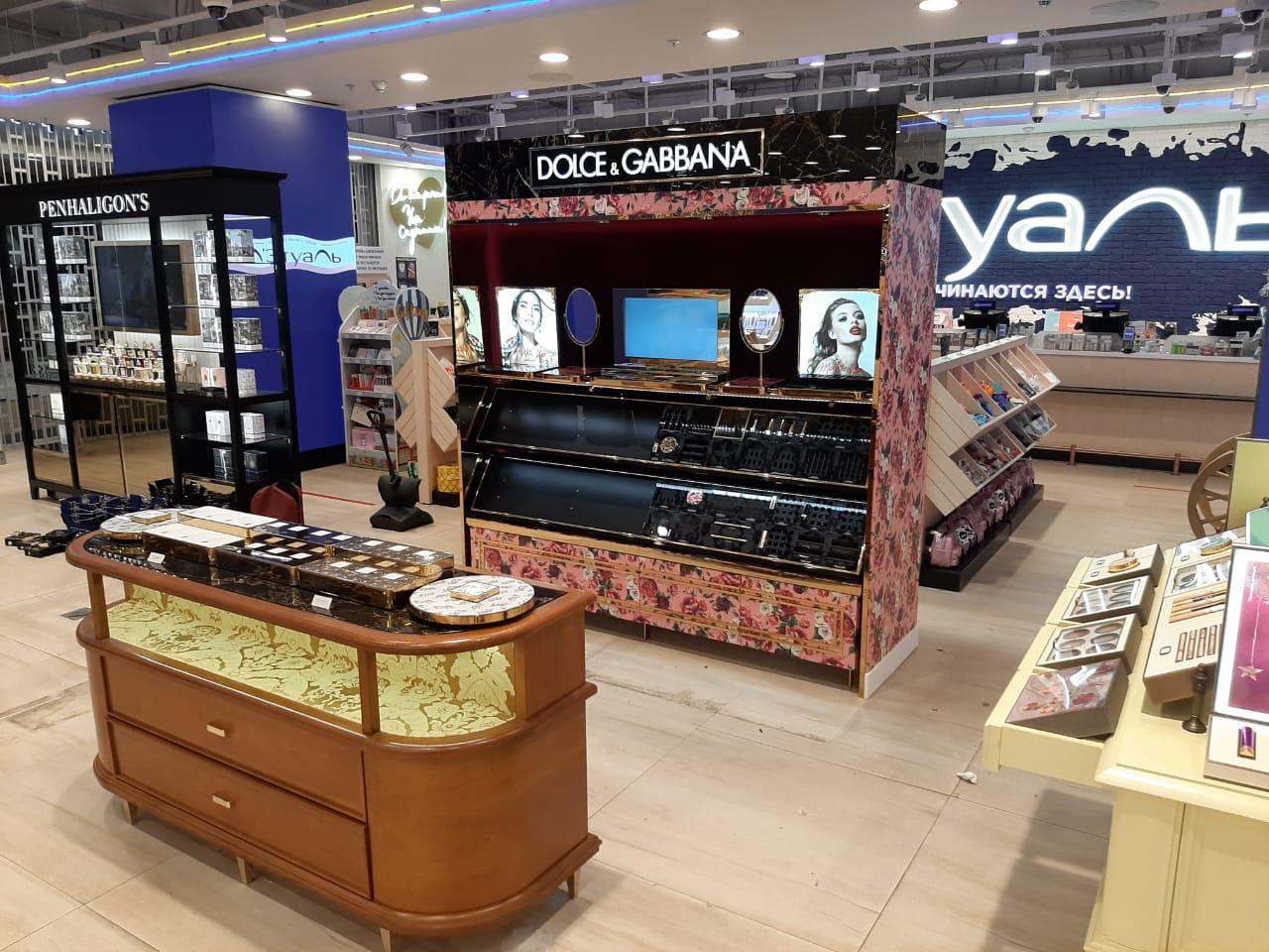 Dolce & Gabbana, ТЦ Афимолл, г.Москва